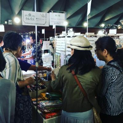 素材博覧会YOKOHAMA2019秋出展リポート♪